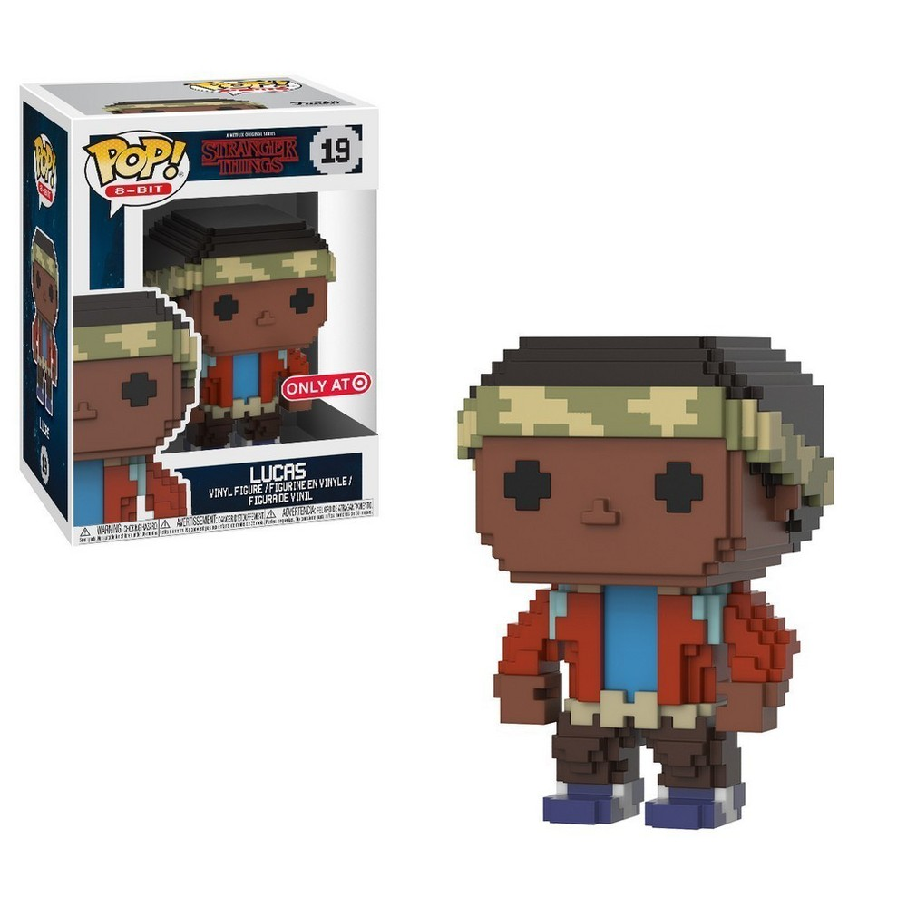 Image of Funko 8-Bit POP: Stranger Things S3 - Lucas