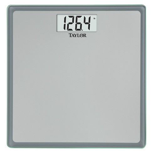 Digital Glass Scale Gray - Taylor : Target