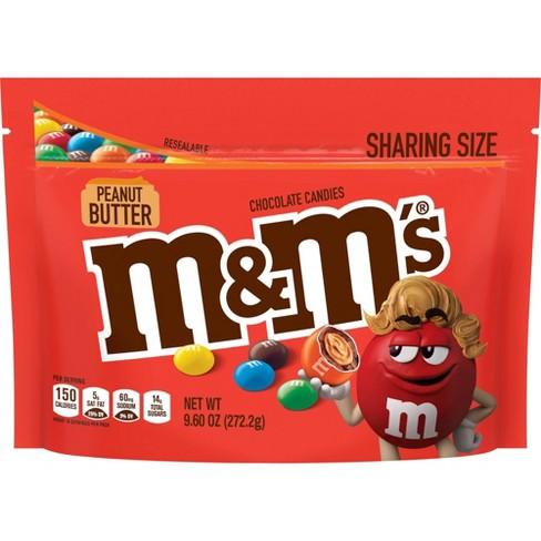 M chocolates m • Leading
