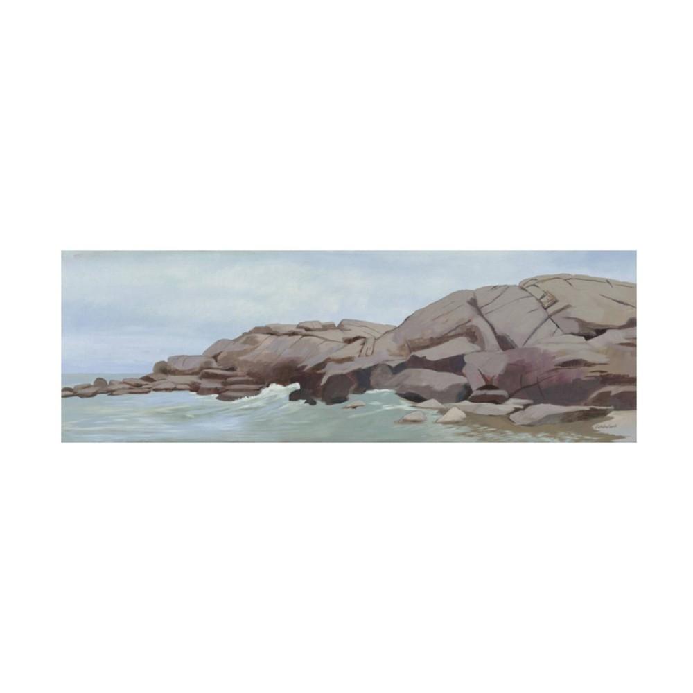 16 34 X 47 34 Katherine Lovell 39 Warrens Point 39 Unframed Wall Canvas Trademark Fine Art