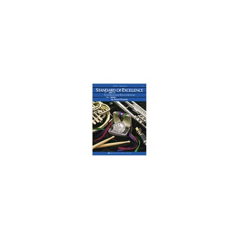 KJOS Standard Of Excellence Book 2 Alto Sax - image 1 of 1