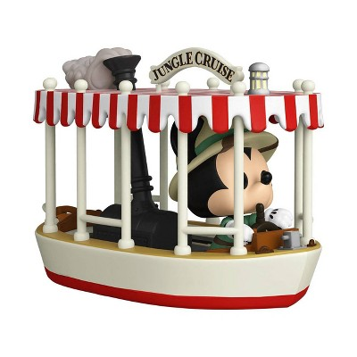 Funko POP! Rides: Jungle Cruise - Skipper Mickey Mouse with Boat