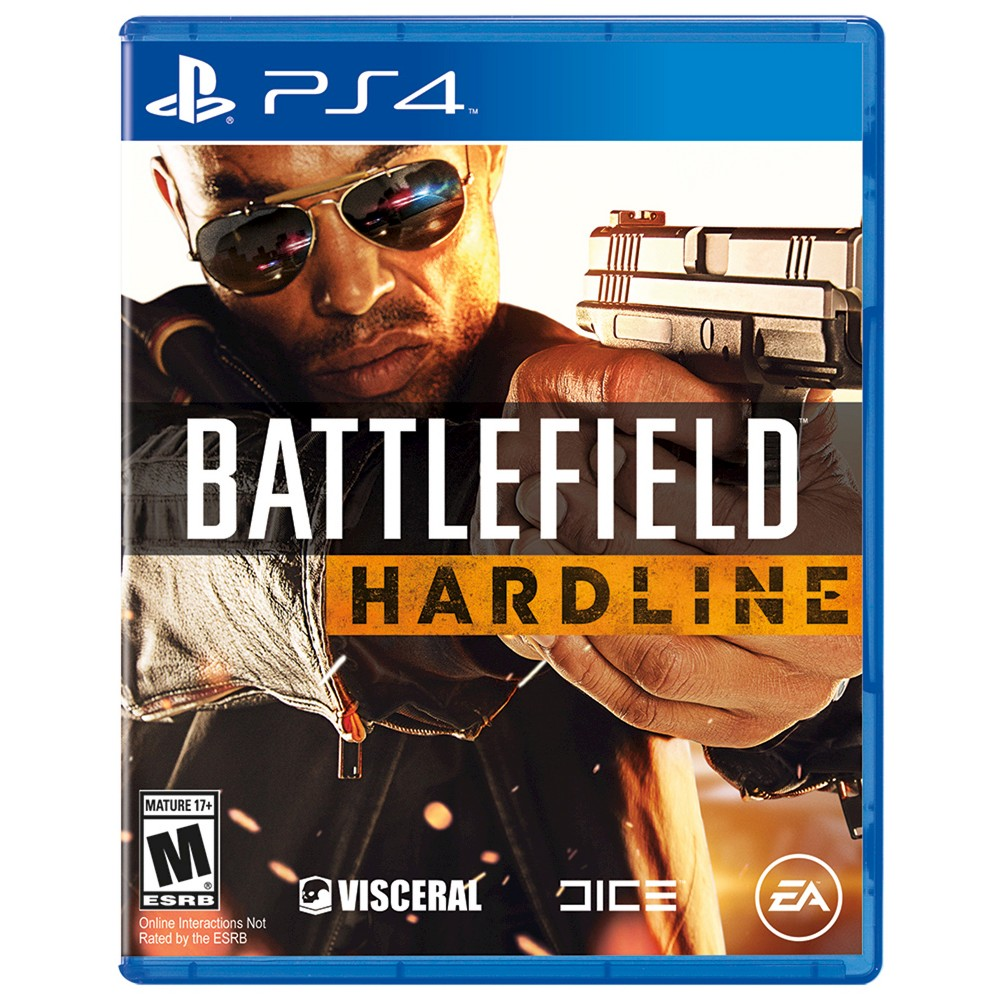Battlefield: Hardline PlayStation 4
