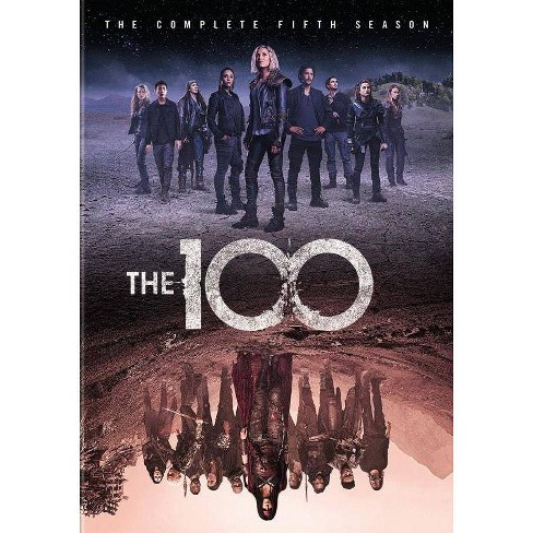 The 100: Complete Fifth Season (DVD) - image 1 of 1