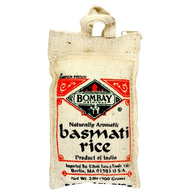 Bombay White Basmati Rice - 2lb