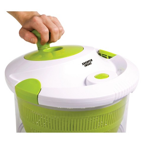 Salad Spinner With Mandoline Attachment Lid Target