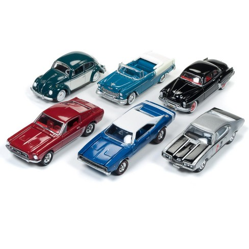 Muscle Cars Usa 2018 Release 2 Set B Of 6 1 64 Target