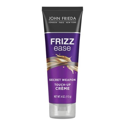 Frizz Ease Secret Weapon Anti-Frizz Touch-up Creme Calms and Smoothes Frizz-Prone Hair - 4oz