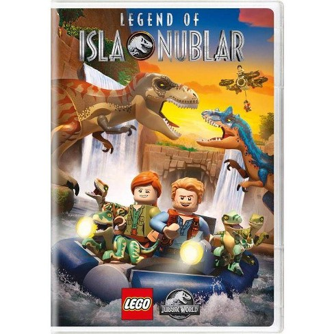 Lego Jurassic World Legend of Isla Nubar (DVD) - image 1 of 1