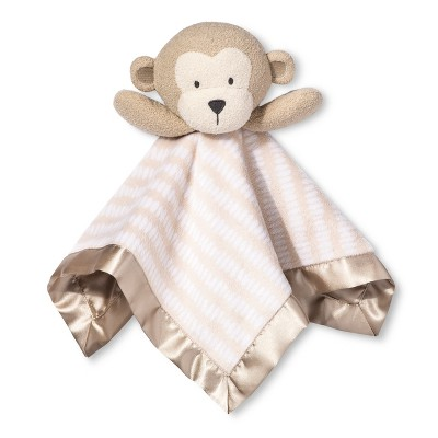 Small Security Blanket Monkey - Cloud Island™ Brown