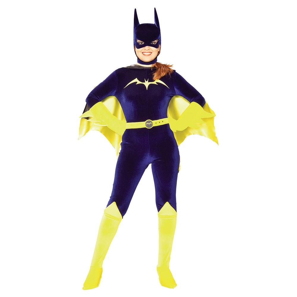 DC Comics Women's Batgirl Gotham Costume X-Small, Size: XS, Multicolored