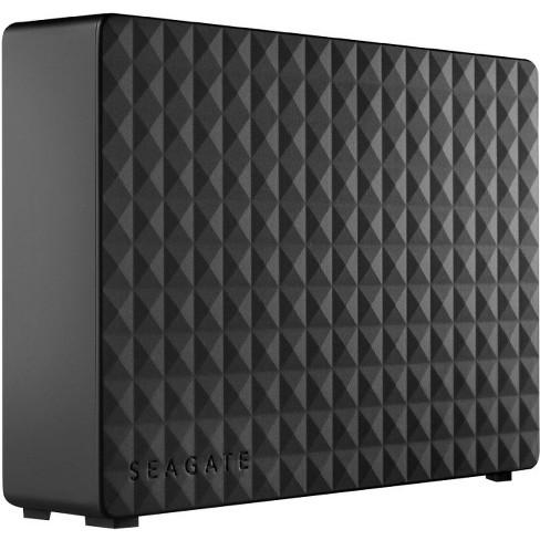 "Seagate STEB3000100 3 TB Hard Drive - 3.5"" Drive - External - Desktop - USB 3.0"
