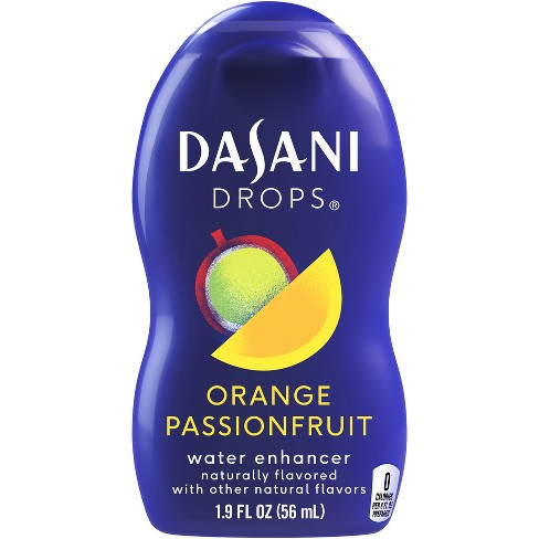 Dasani Drops Orange Passionfruit Flavor Enhancer - 1.9 fl oz Bottle - image 1 of 1