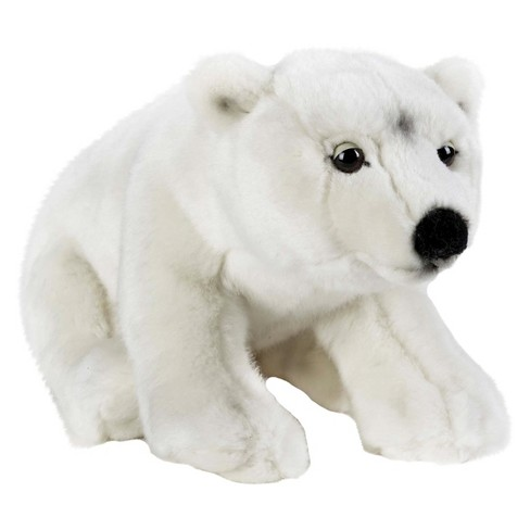 Lelly National Geographic Polar Bear Plush Toy Target