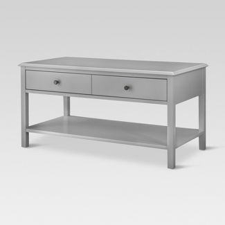 Windham Coffee Table Gray - Threshold™