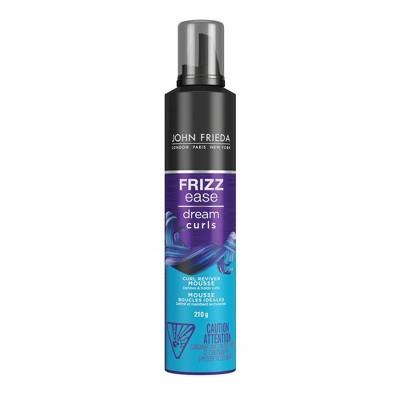 Frizz Ease John Frieda Curl Reviver Mousse - 7.2oz