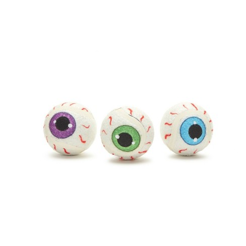 BARK Eyeballs Dog Toy - Jeepers Squeakers! - image 1 of 7