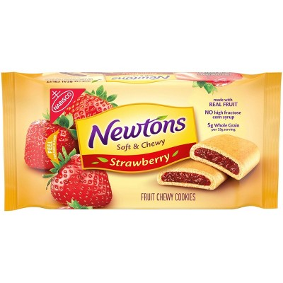 Newtons Strawberry Fruit Chewy Cookies - 10oz