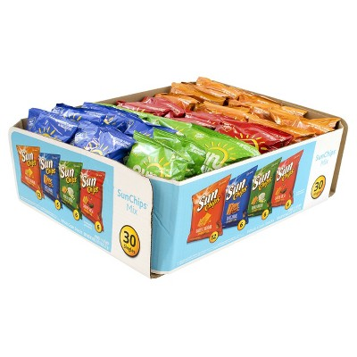 Sun Chips Variety Mix - 30ct