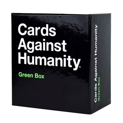 Cards Against Humanity: Green Box Game