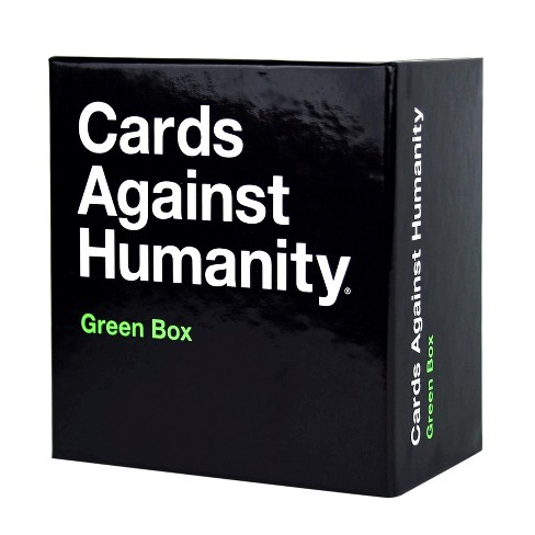 Cards Against Humanity: Green Box Game - image 1 of 1