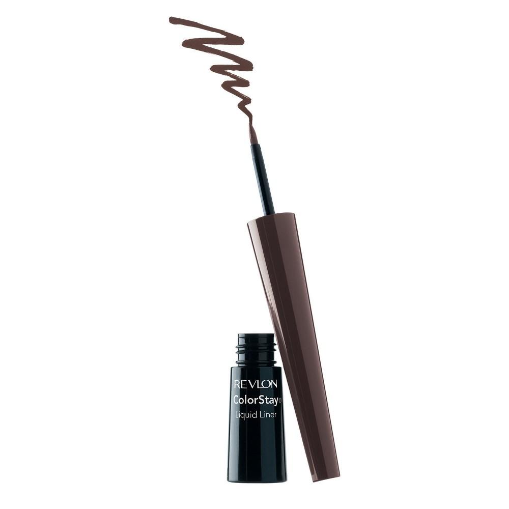 Revlon Colorstay Liquid Eyeliner Black Brown