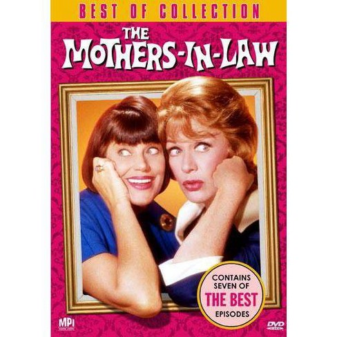 The Best of The Mothers-in-Law (DVD) - image 1 of 1