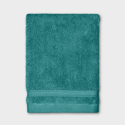 Performance Washcloth Turquoise - Threshold™