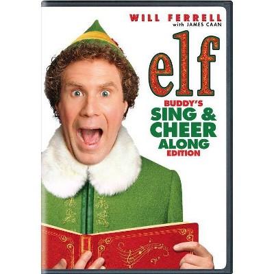Elf Sing-A-Long (DVD)