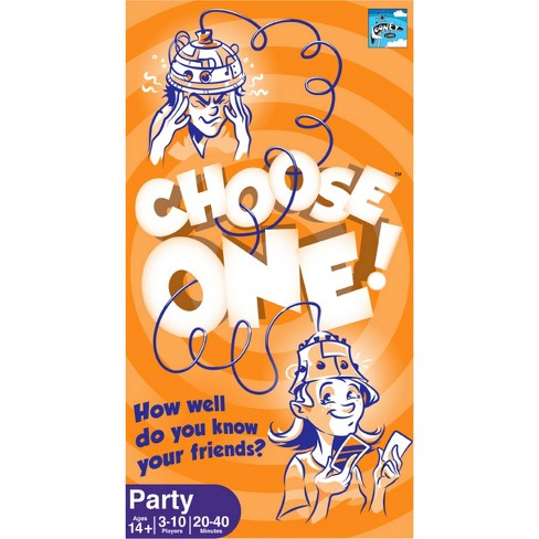 Choose One! Party Game - image 1 of 1