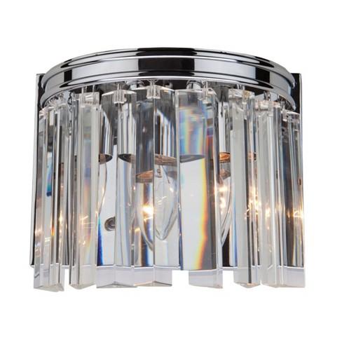 Artcraft Lighting AC10402CH El Dorado 2 Light Wall Sconce - image 1 of 1
