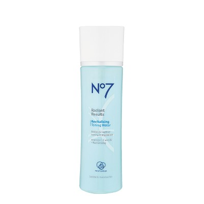 No7 Radiant Results Revitalising Toning Water   6.7oz by No7