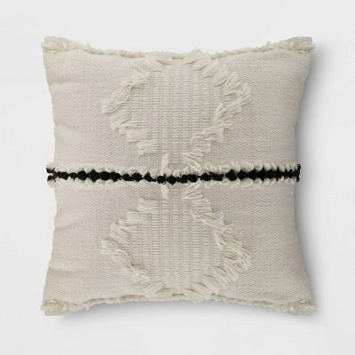 Woven Throw Pillow Cream - Project 62™