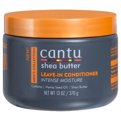 Hair Styling: Cantu Men's Shea Butter Leave-In Conditioner