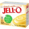 JELL-O French Vanilla Instant Pudding & Pie Filling - 3.4oz - image 3 of 4