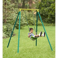 Adjustable Outdoor Swing Stand - Hearthsong