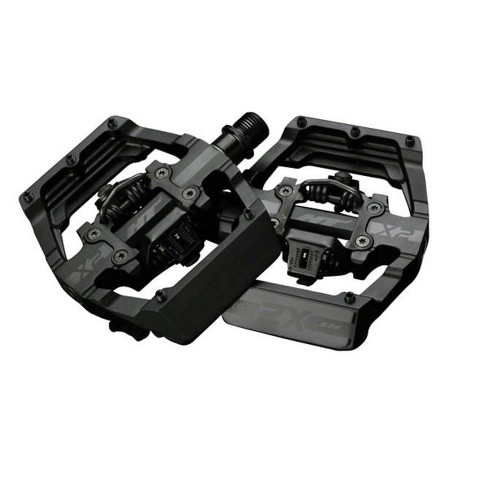 HT X2-XS BMX-SX Pedals - Dual Sided Clipless with Platform Aluminum 9/16 - image 1 of 1
