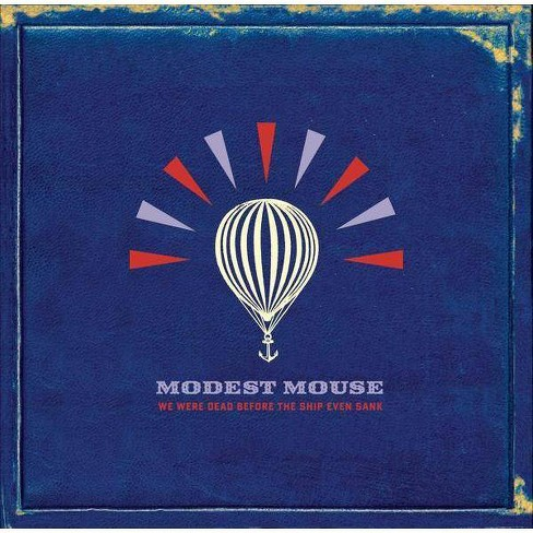 Modest Mouse - We Were Dead Before The Ship Even Sank (Vinyl) - image 1 of 3