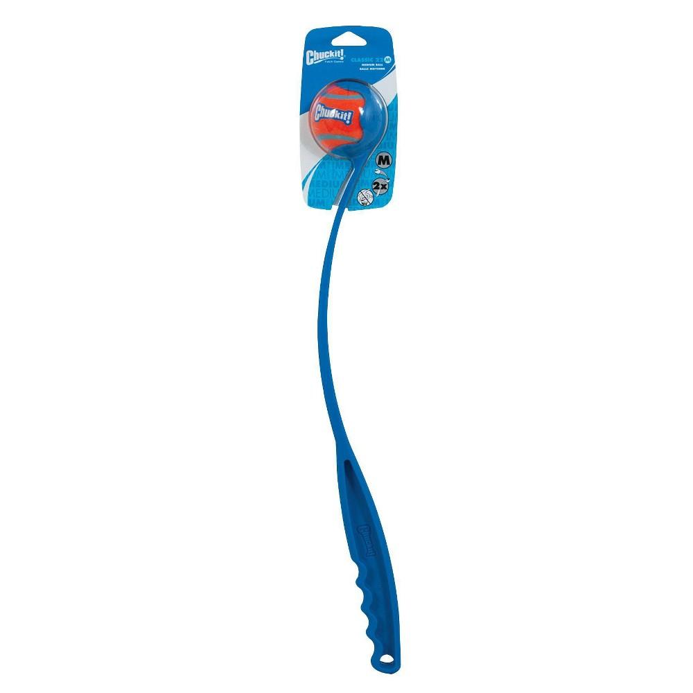 "Chuckit Ball Launcher Dog Toy - 22"", Blue"