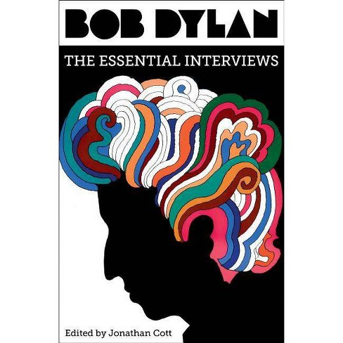 Bob Dylan - by  Jonathan Cott (Hardcover) - image 1 of 1