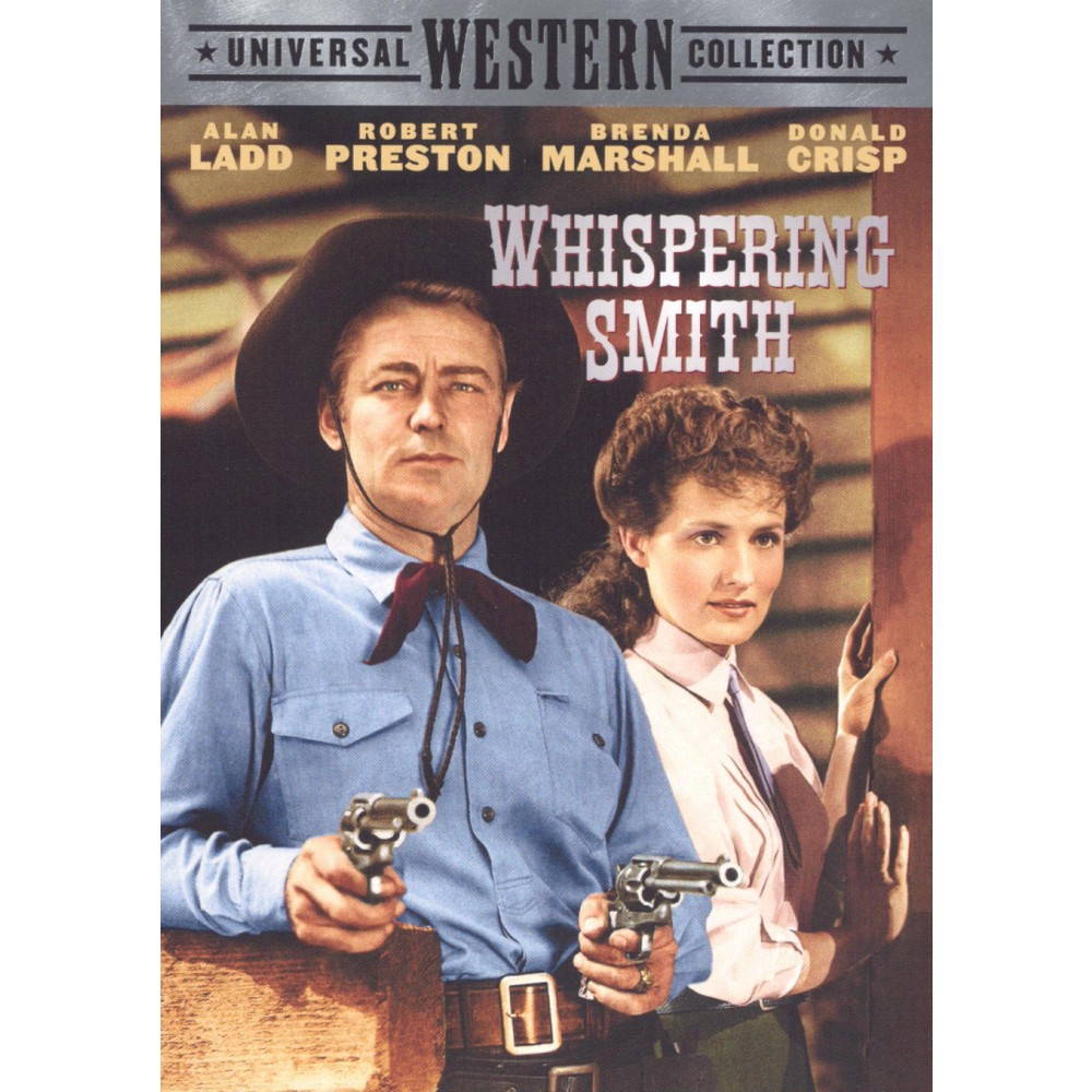 Whispering Smith (Dvd), Movies