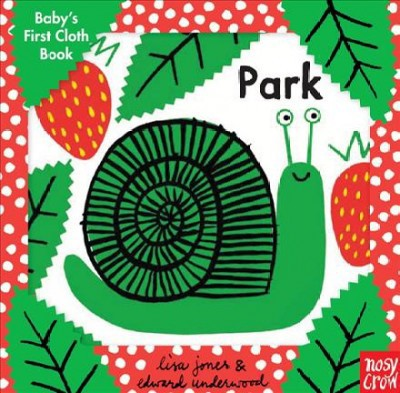 Park - RAGBK (Baby's First Cloth Book)(Hardcover)