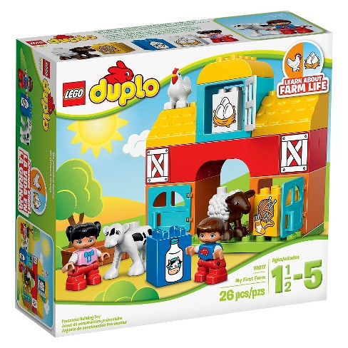 LEGO® DUPLO® My First Farm 10617 - image 1 of 11