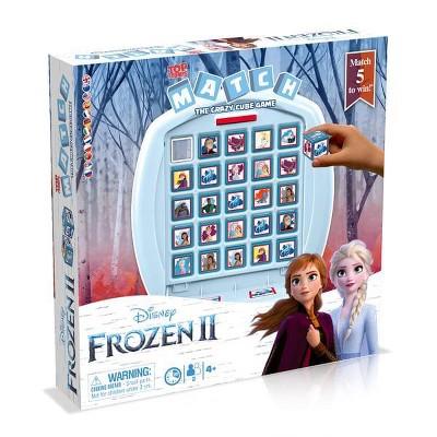Top Trumps Disney Frozen 2 Top Trumps Match | The Crazy Cube Game