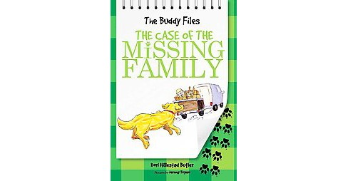 Case of the Missing Family (Reprint) (Paperback) (Dori Hillestad Butler) - image 1 of 1