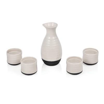 TRUE Fervor 5pc Sake Set