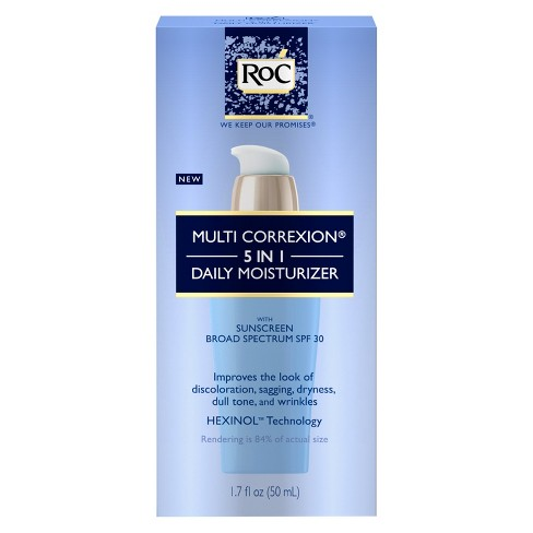 Unscented RoC Multi Correxion 5 In 1 Anti-Aging Face Moisturizer - 1.7 fl oz - image 1 of 3