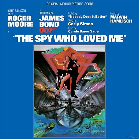 Various - Spy who loved me (Ost) (Vinyl) - image 1 of 1