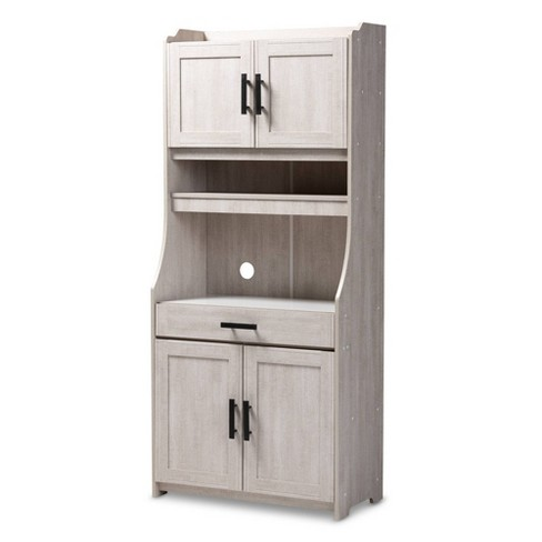 6 Shelf Portia Kitchen Storage Cabinet