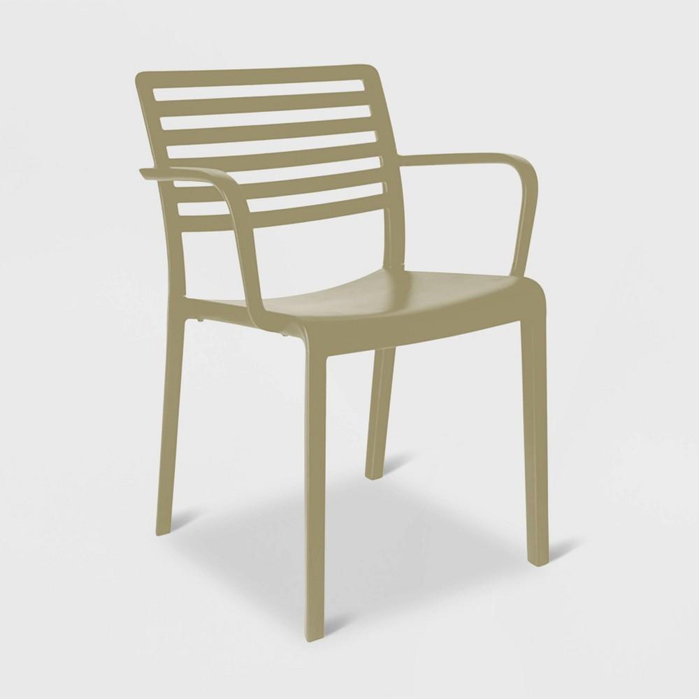 Image of Lama 2pk Patio Armchair - Sand - RESOL